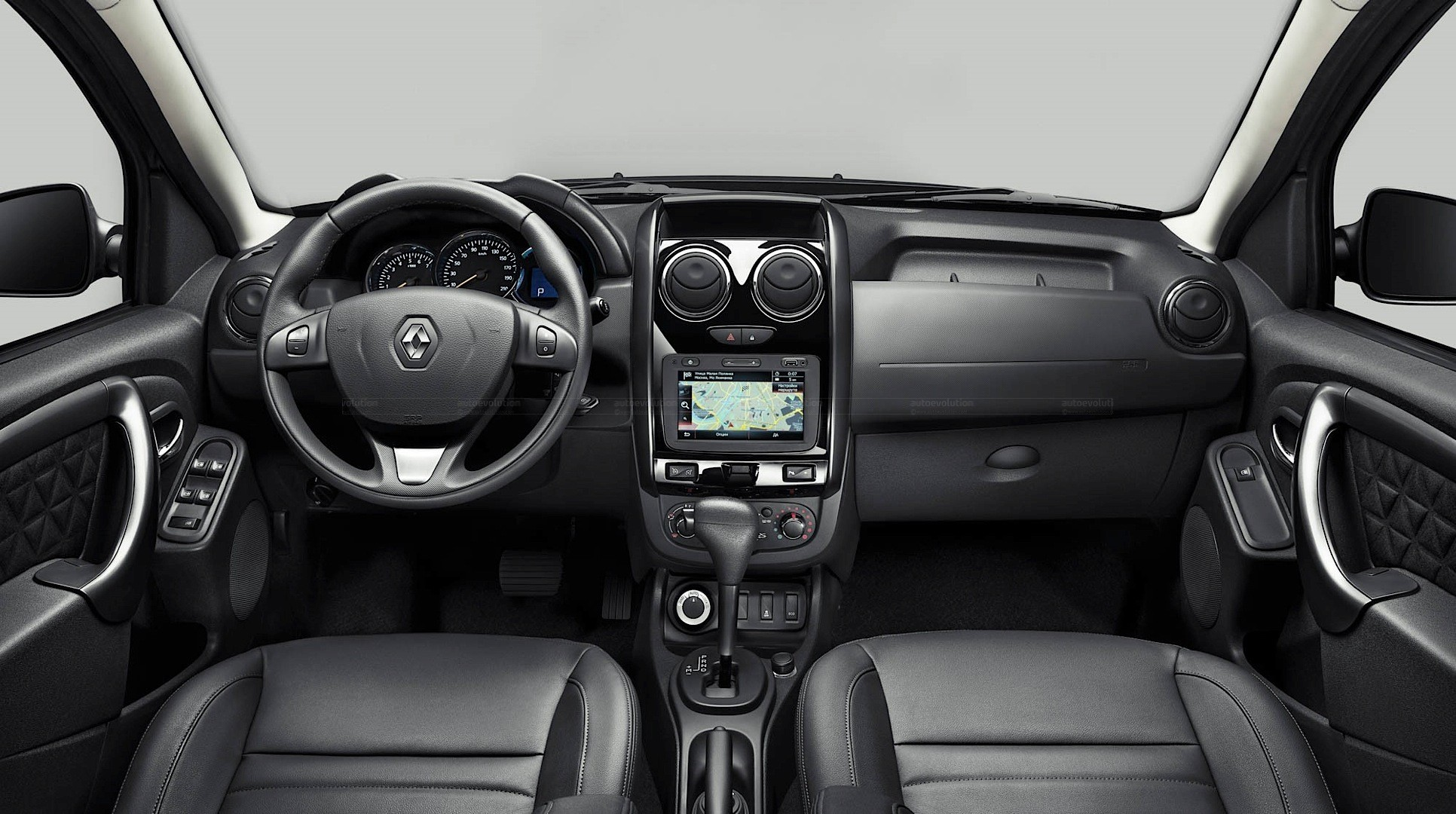 2015 Renault Duster Interior