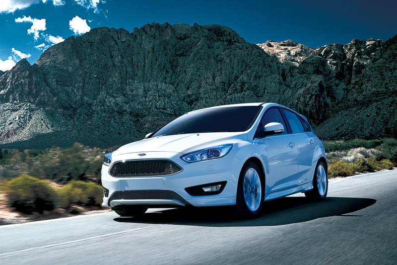 2015 Ford Focus Facelift HD Wallpapers - autoevolution