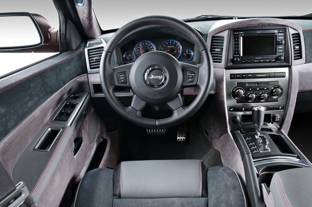 Vilner Jeep Grand Cherokee SRT600 Unleashed Autoevolution