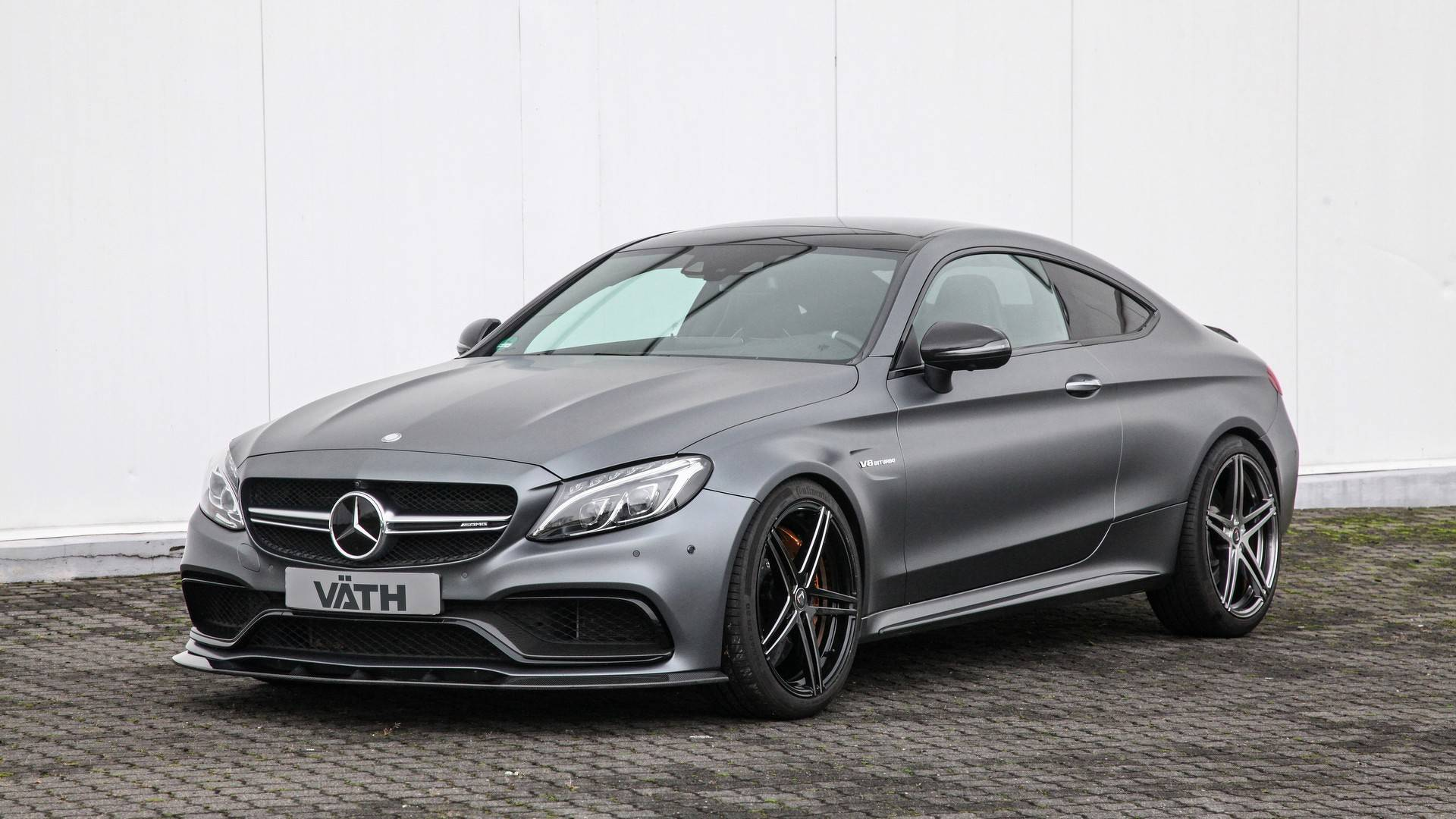 Mercedes Benz C Class Coupe Becomes Shooting Brake In