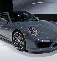 2017 porsche 911 turbo turbo s in detroit  [ 1752 x 1080 Pixel ]