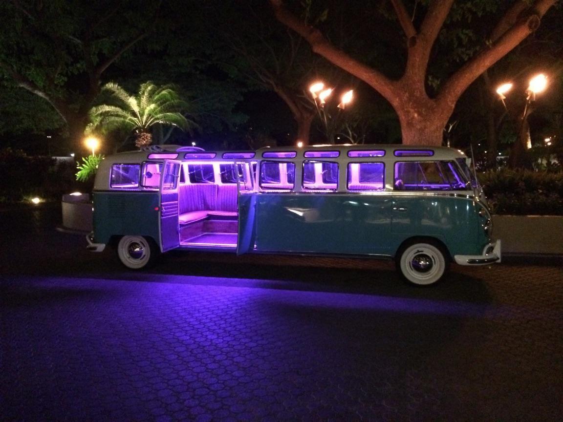Worlds Only 1965 Volkswagen Stretch Bus Fits 12