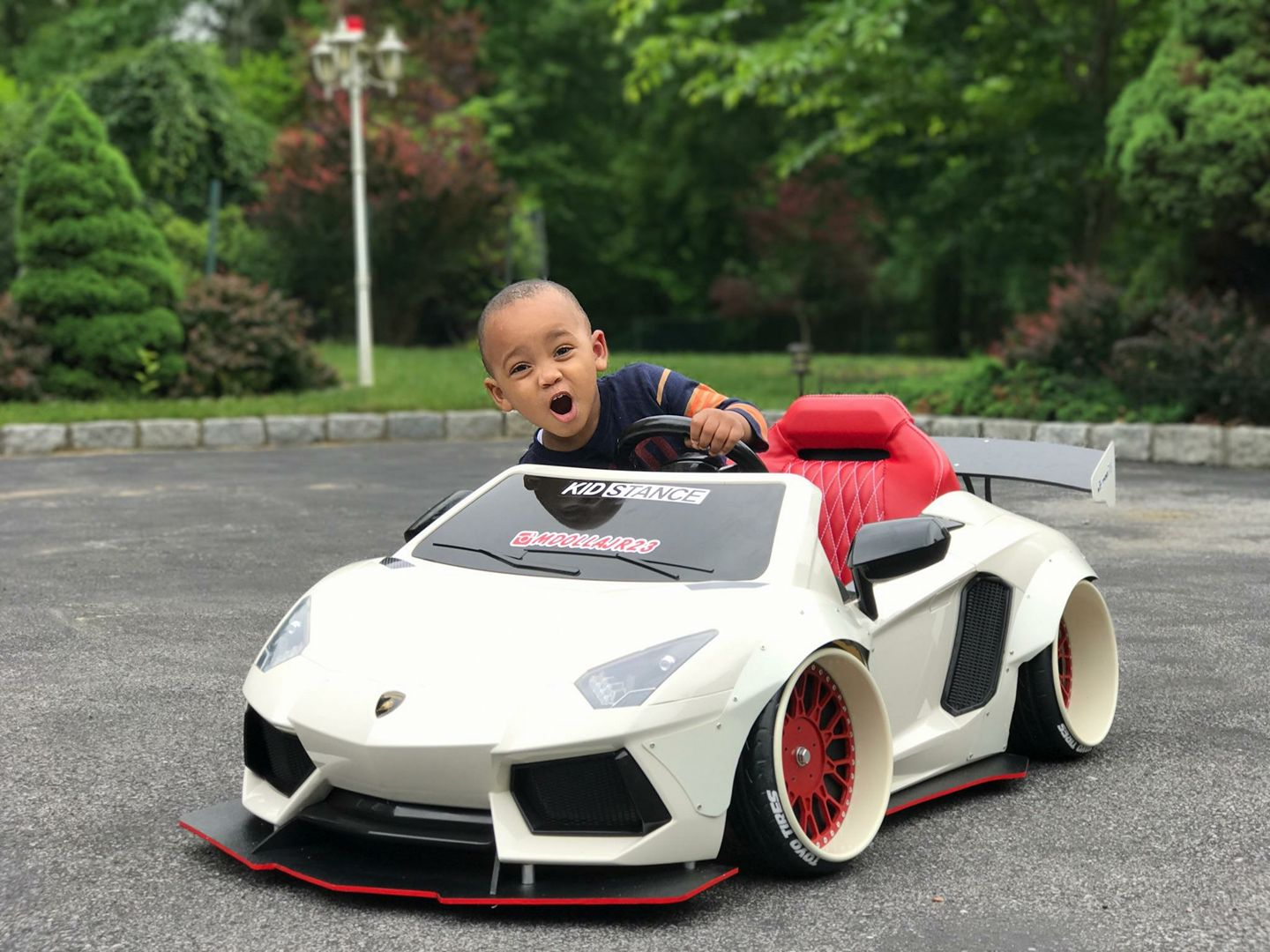 Get Them While They Re Young With The Kidstance Pimped Kid