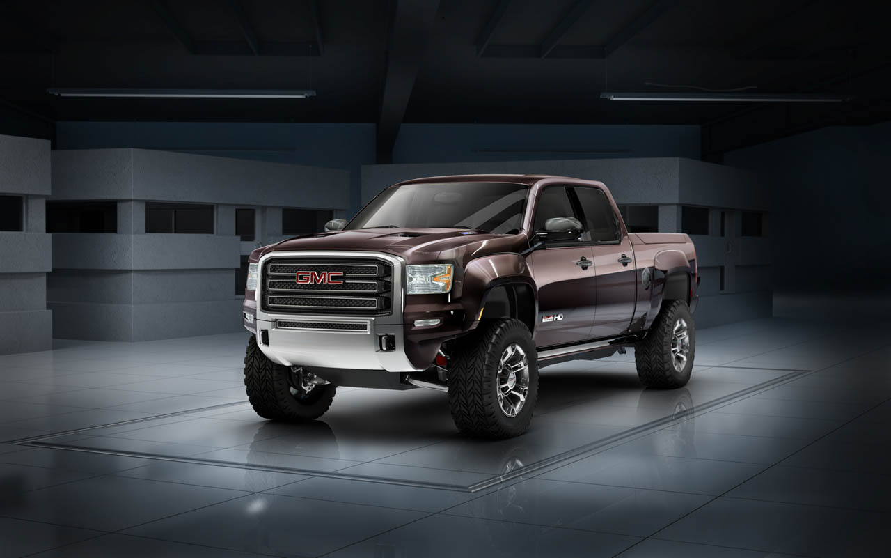 hight resolution of 2011 sierra all terrain hd concept