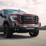 Gmc Sierra At4 With Hennessey Supercharged Upgrade Isn T Your Average Truck Autoevolution