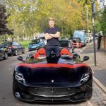 Gordon Ramsay S 2 Million Ferrari Monza Sp2 Has This Amazing Spec Autoevolution
