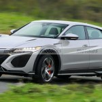 Honda And Acura Nsx Crossover Looks Almost Ready To Fight Urus In Super Suv Game Autoevolution