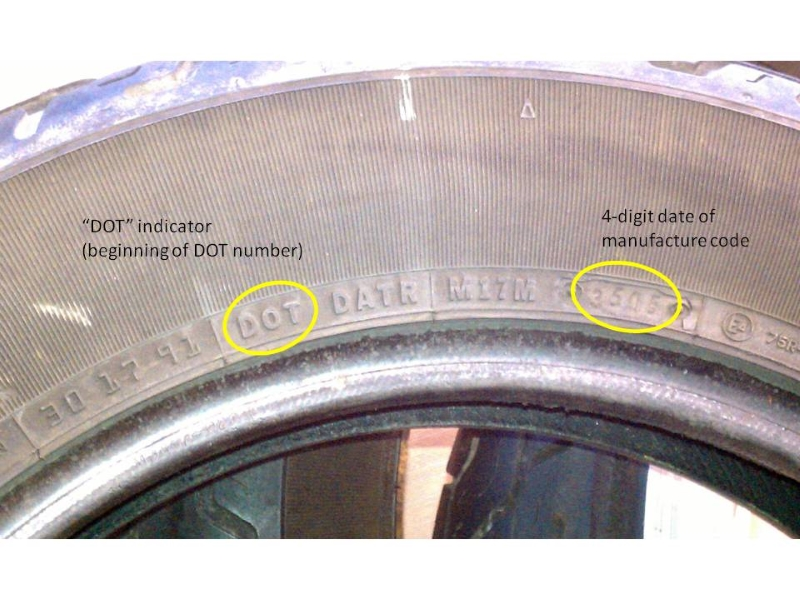 How To Decipher Motorcycle Tire Codes