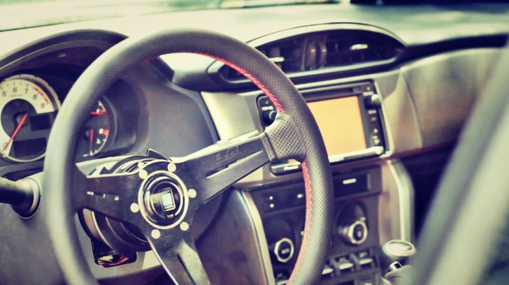 How To Remove Replace Scion FRS Toyota GT 86 Steering
