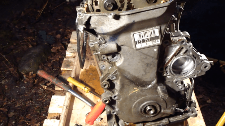 2003 Honda Element Wiring Harness Diagram How To Remove Timing Chain Cover On Toyota Vvti Engine