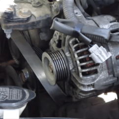 2003 Toyota Corolla Alternator Wiring Diagram What Is A Flow Chart How To Replace On 2000-2010 - Autoevolution