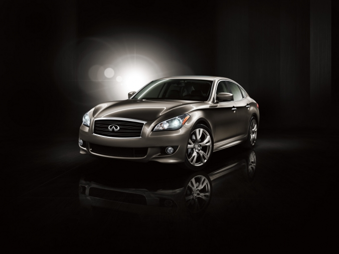 Infiniti To Debut M35 Hybrid In 2012 Autoevolution