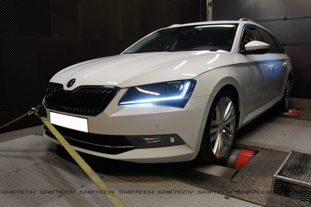 medium resolution of is a tuned skoda superb with 353 hp as cool as the audi s4 avant
