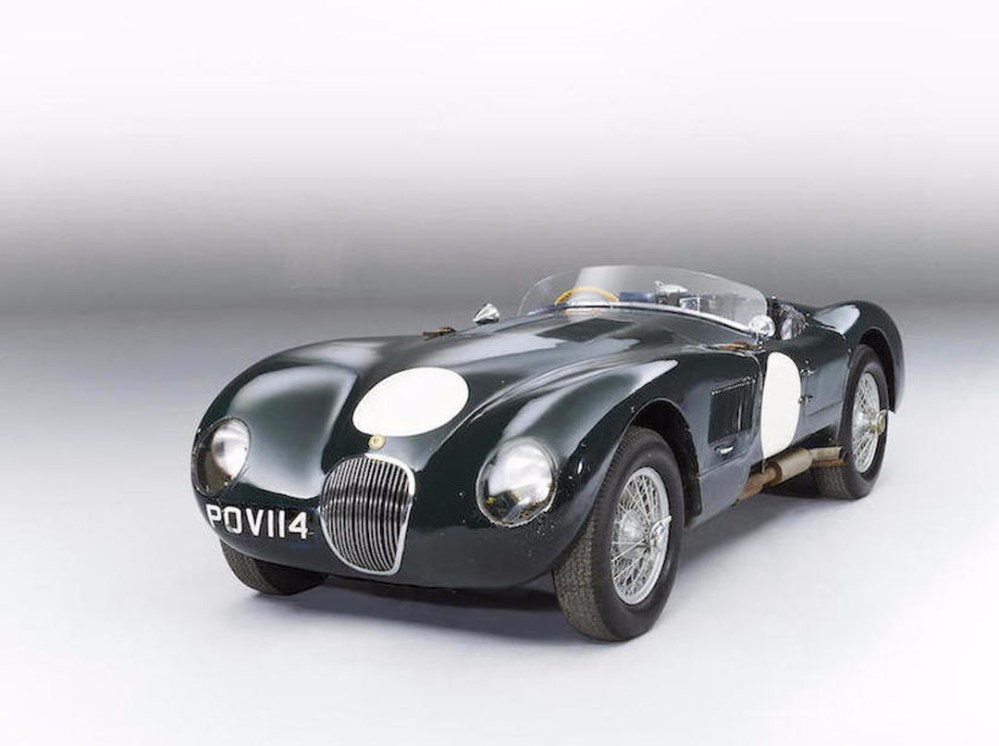 medium resolution of jaguar c type bought for 900 is estimated at around 5 8 million