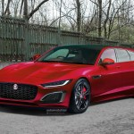 Jaguar Should Build This Four Door F Type To Challenge Mercedes Benz Autoevolution