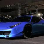 Justin Bieber S Ferrari 458 With Libertywalk Kit Gets A Detailed Walkaround Autoevolution