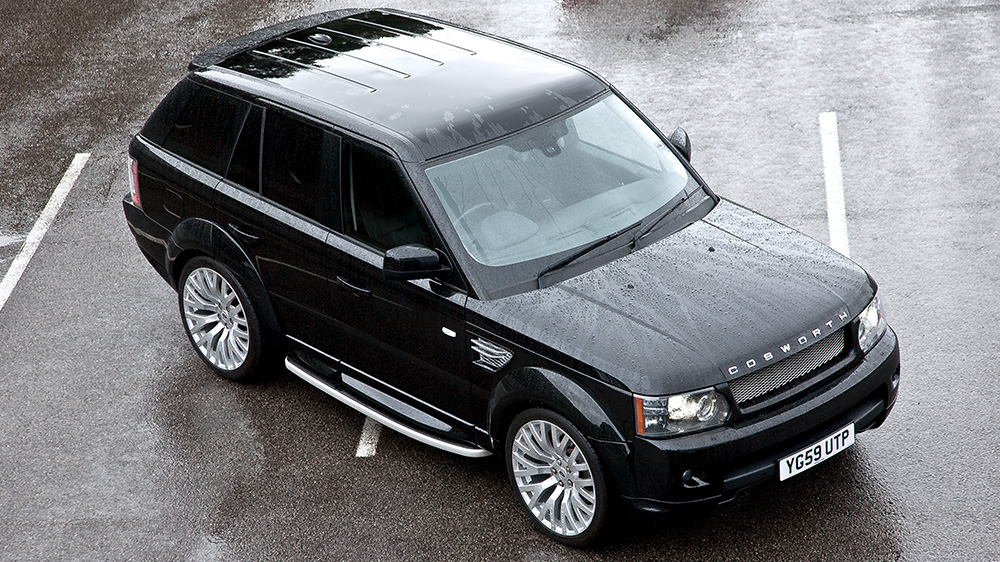 Kahn Range Rover Sport Wheels