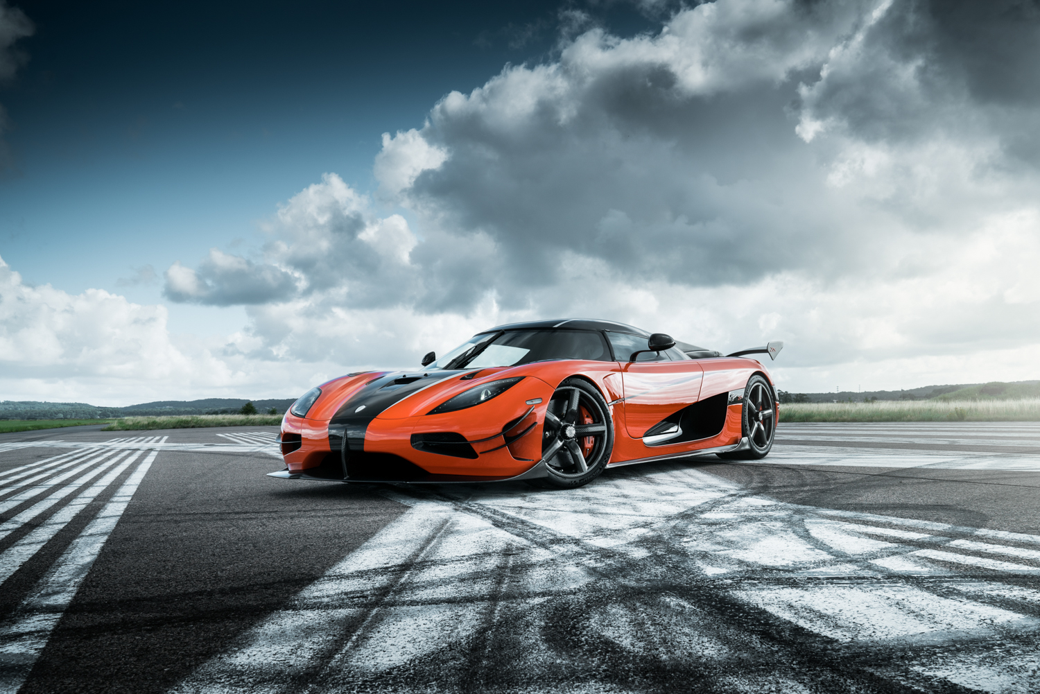 Koenigsegg Agera Xs Is An Rs That Is Coming To The Usa In Road Legal