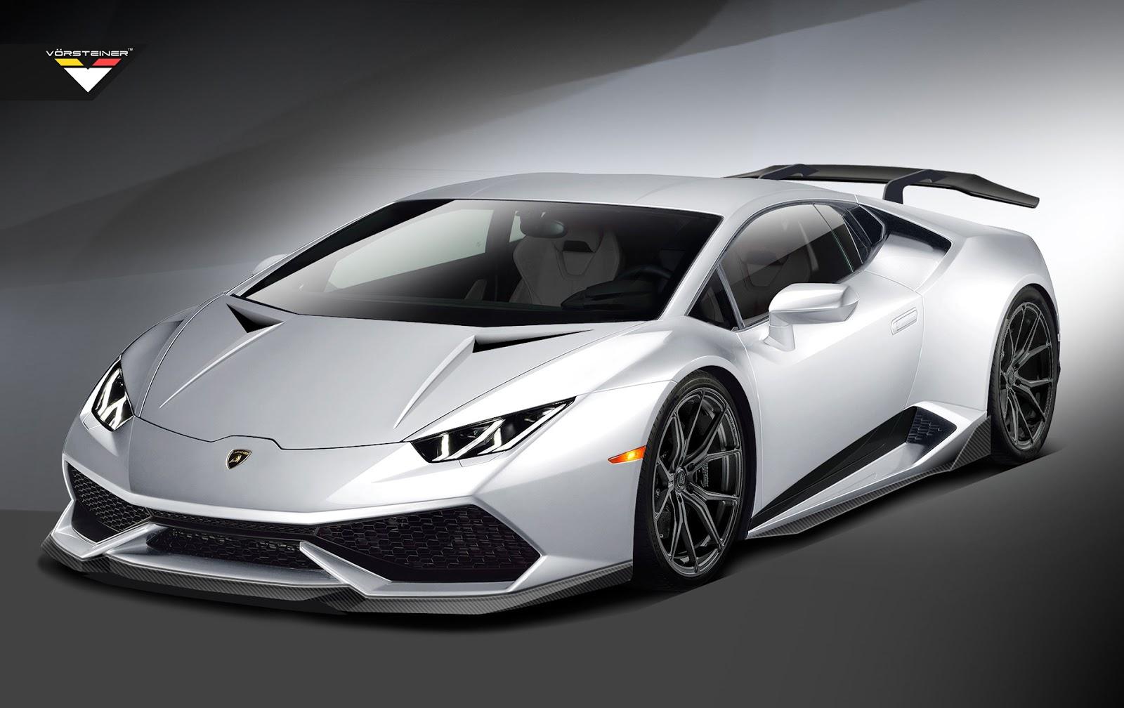 Lamborghini Huracan To Get Vorsteiner Tune Heres A Sneek Peek
