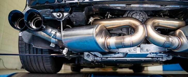 lingenfelter rolls out c8 corvette