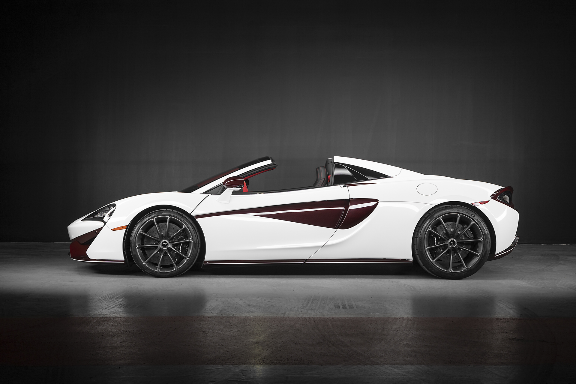 Mso Creates Special Edition Of Mclaren 570s Spider For