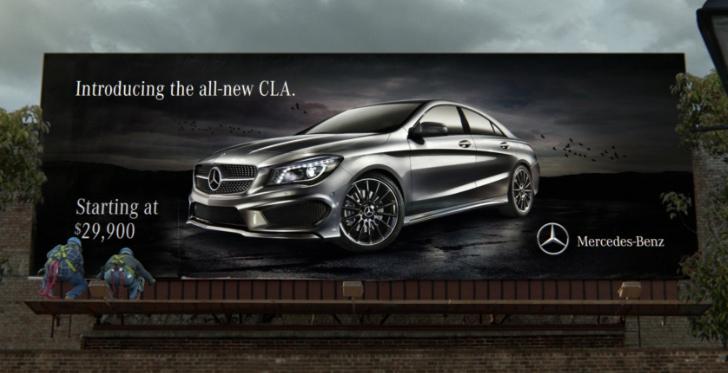 Mercedes Benz Ads That Should Have Gone Viral Autoevolution