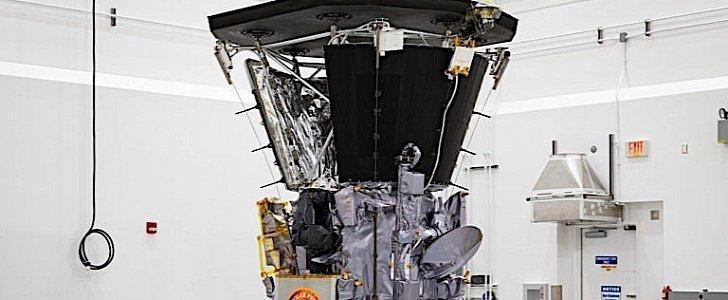NASA Delays Mission to the Sun  autoevolution