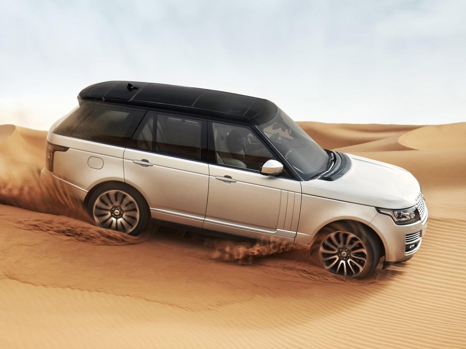 New 2013 Range Rover ficially Released [Video] autoevolution