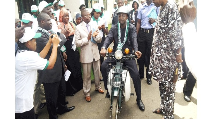 Nigeria Manufactures The First Motorcycle  Autoevolution