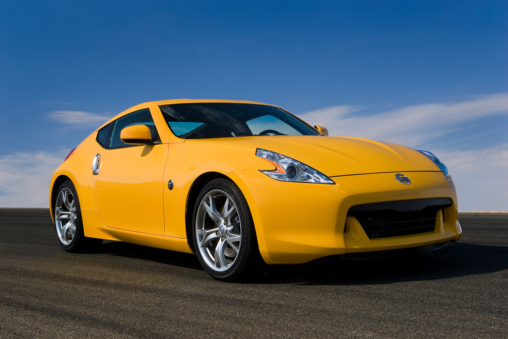 Nissan Announces Pricing For The 2009 370z Coupe, New