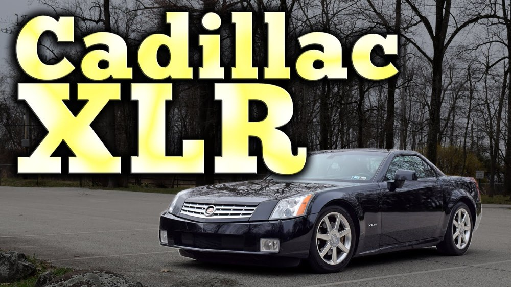 medium resolution of regular car reviews looks at cadillac xlr explains why it sucks