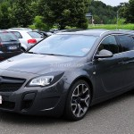 Spyshots Opel Insignia Opc Sports Tourer Getting A Refresh Autoevolution