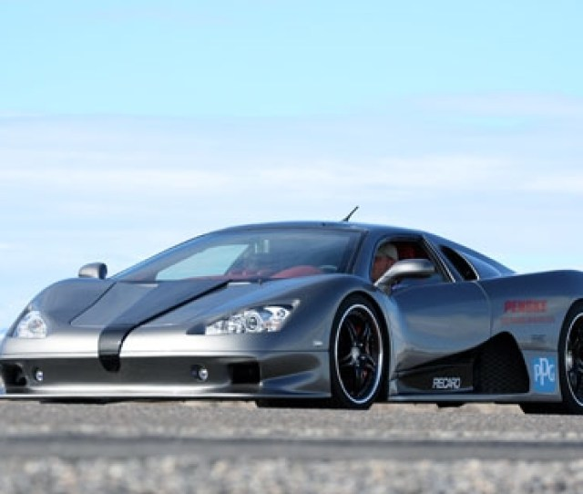 The Fastest Production Car In The World The Ssc Shelby Super Car Ultimate Aero Tt Is Set To Debut In India Which Makes It The Third Market Where The Car