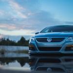 Stanced Volkswagen Passat Cc R Line Is A Vip Beauty Autoevolution
