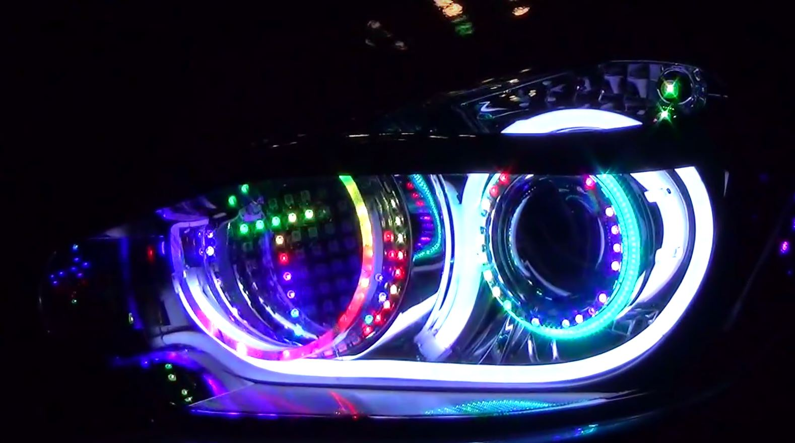 Underbody Led Lights Cars
