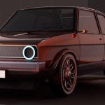 This Volkswagen Golf Mk1 Project Isn T Your Average Small Car Autoevolution