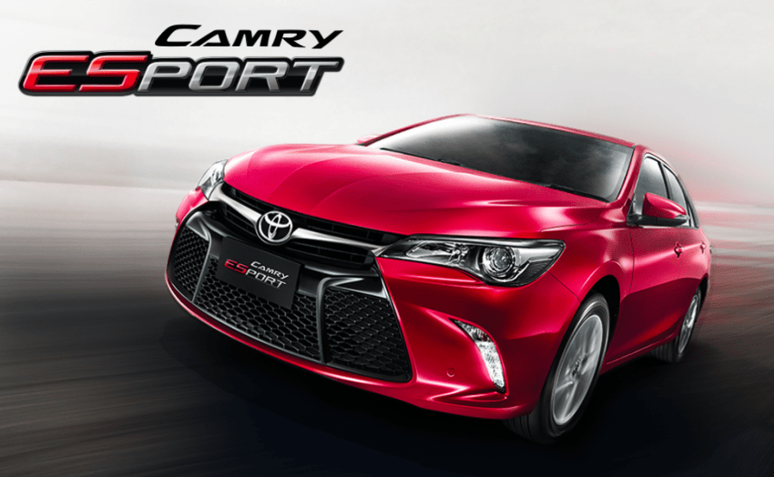 all new toyota camry thailand gambar mobil grand avanza veloz esport launched in autoevolution 18 photos 2015
