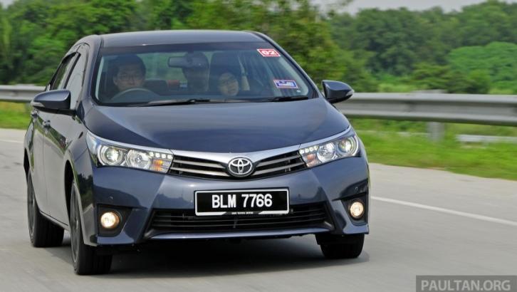 Toyota Corolla Altis Tested By Paultan Autoevolution
