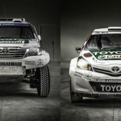 Toyota Yaris Trd Kapan All New Camry Masuk Indonesia South Africa Reveals 2014 Rally Lineup - Autoevolution