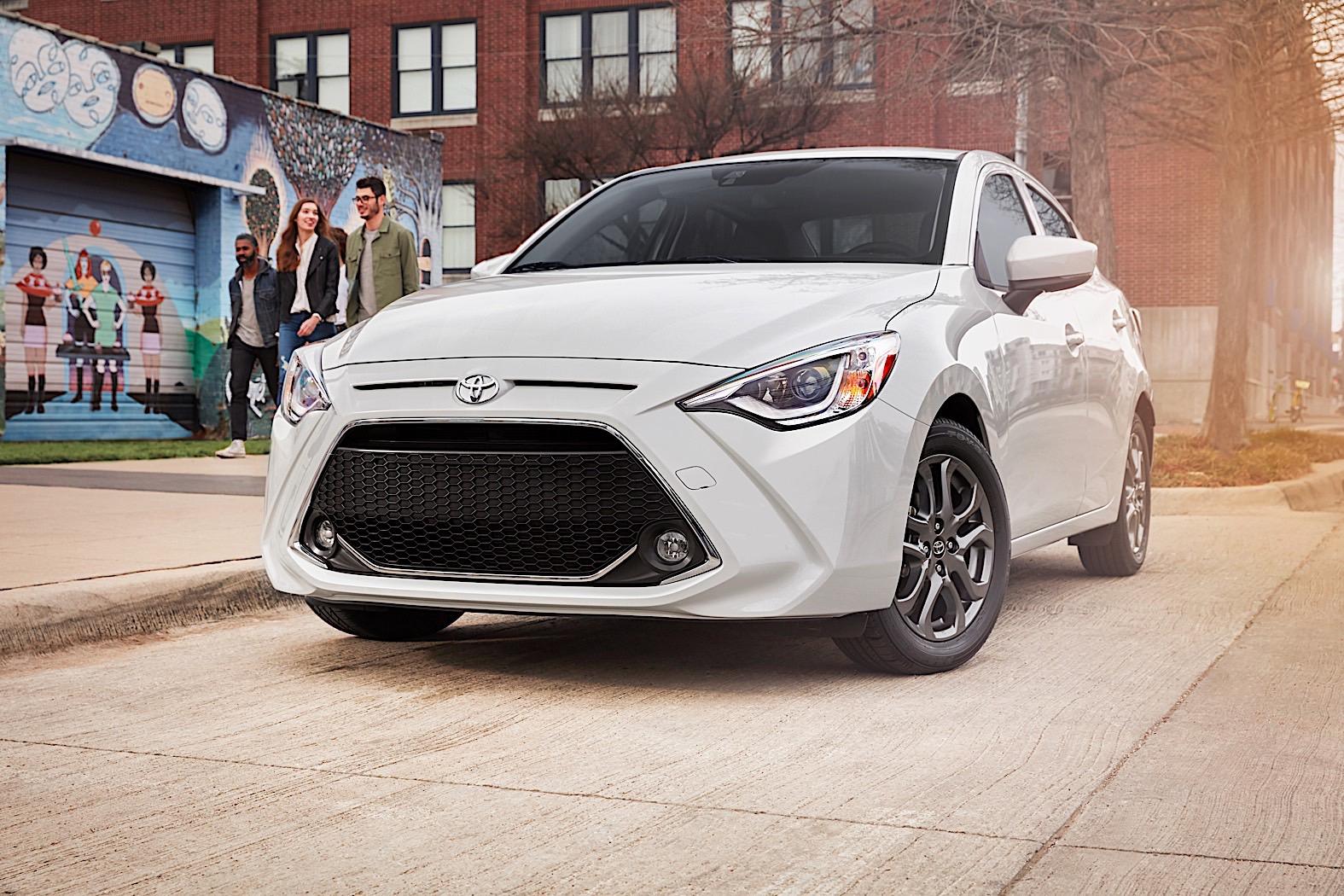toyota yaris ia trd perbedaan grand new avanza 1.3 dan 1.5 becomes sedan for 2019 model year autoevolution 4 photos