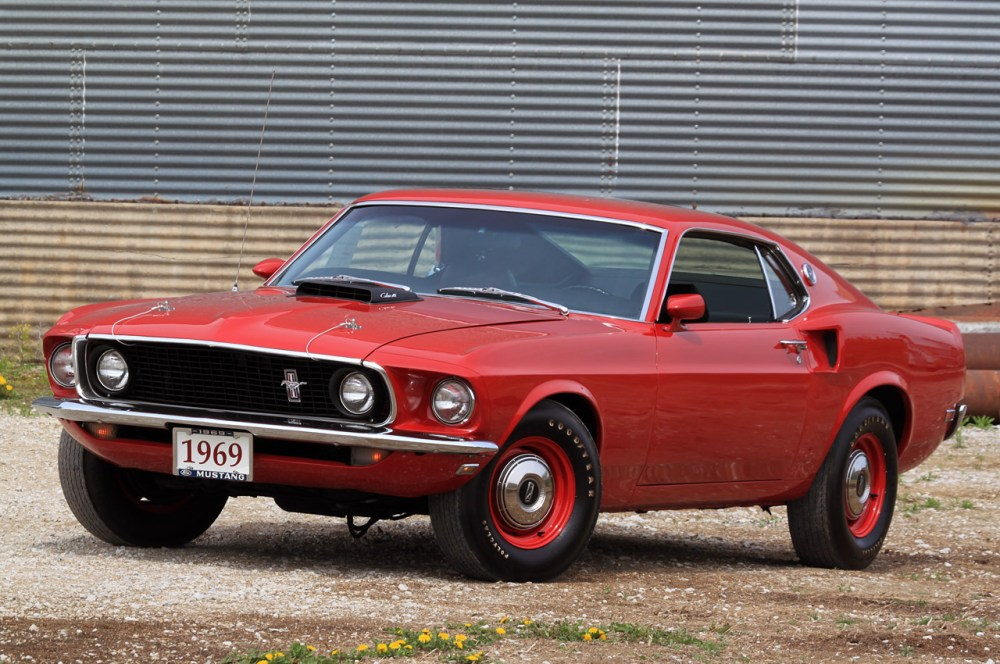 medium resolution of unique 1969 ford mustang fastback going under the hammer