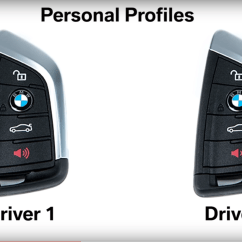 3 Position Remote 2018 Wiring Diagram For Way Switch Two Lights How To Use Bmw Personal Profiles The Perfect Driving