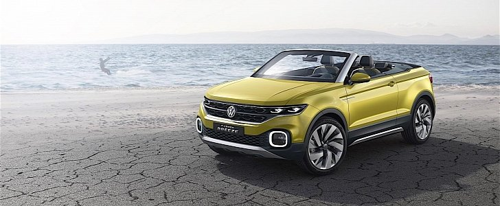 Volkswagen Confirms T Roc Cabriolet Production In 2020