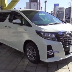 Toyota All New Alphard 2015 Grand Veloz Modifikasi Watch A Silent Review Of The Autoevolution 18 Photos