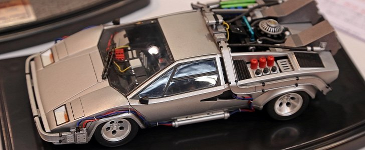 What If Back To The Future Time Machine Was A Modified