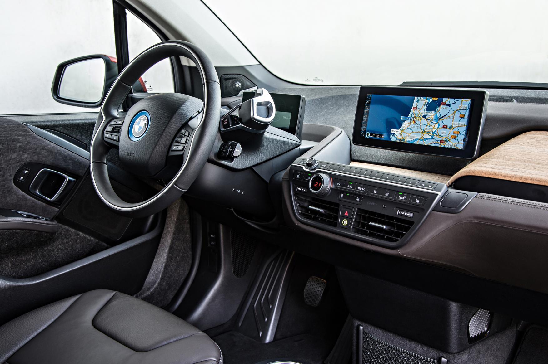 2015 BMW I3 Review Autoevolution