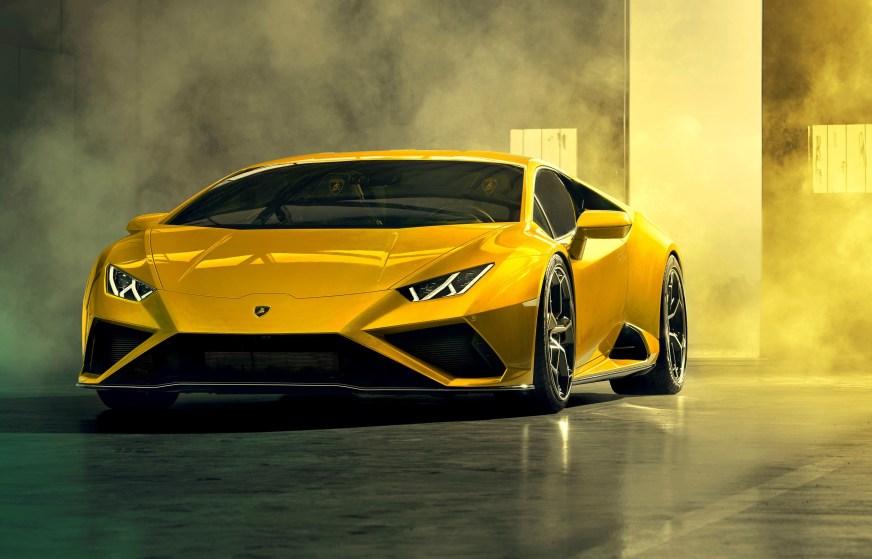 2021 Lamborghini Huracan EVO RWD Review - autoevolution