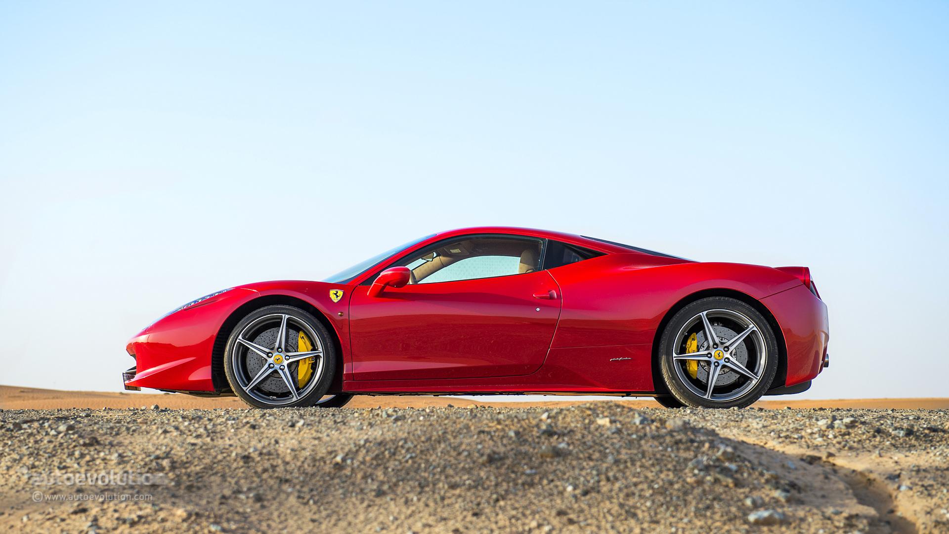 Drift Car Wallpaper Images Ferrari 458 Italia Review Autoevolution