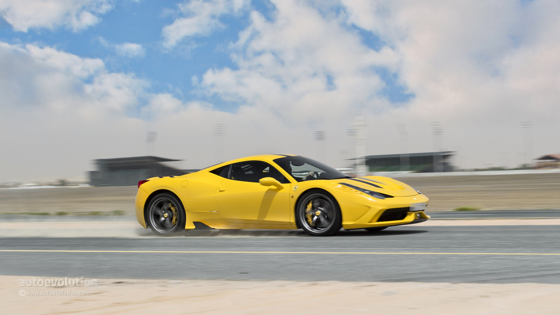 Ferrari 458 Speciale Review Page 2 Autoevolution