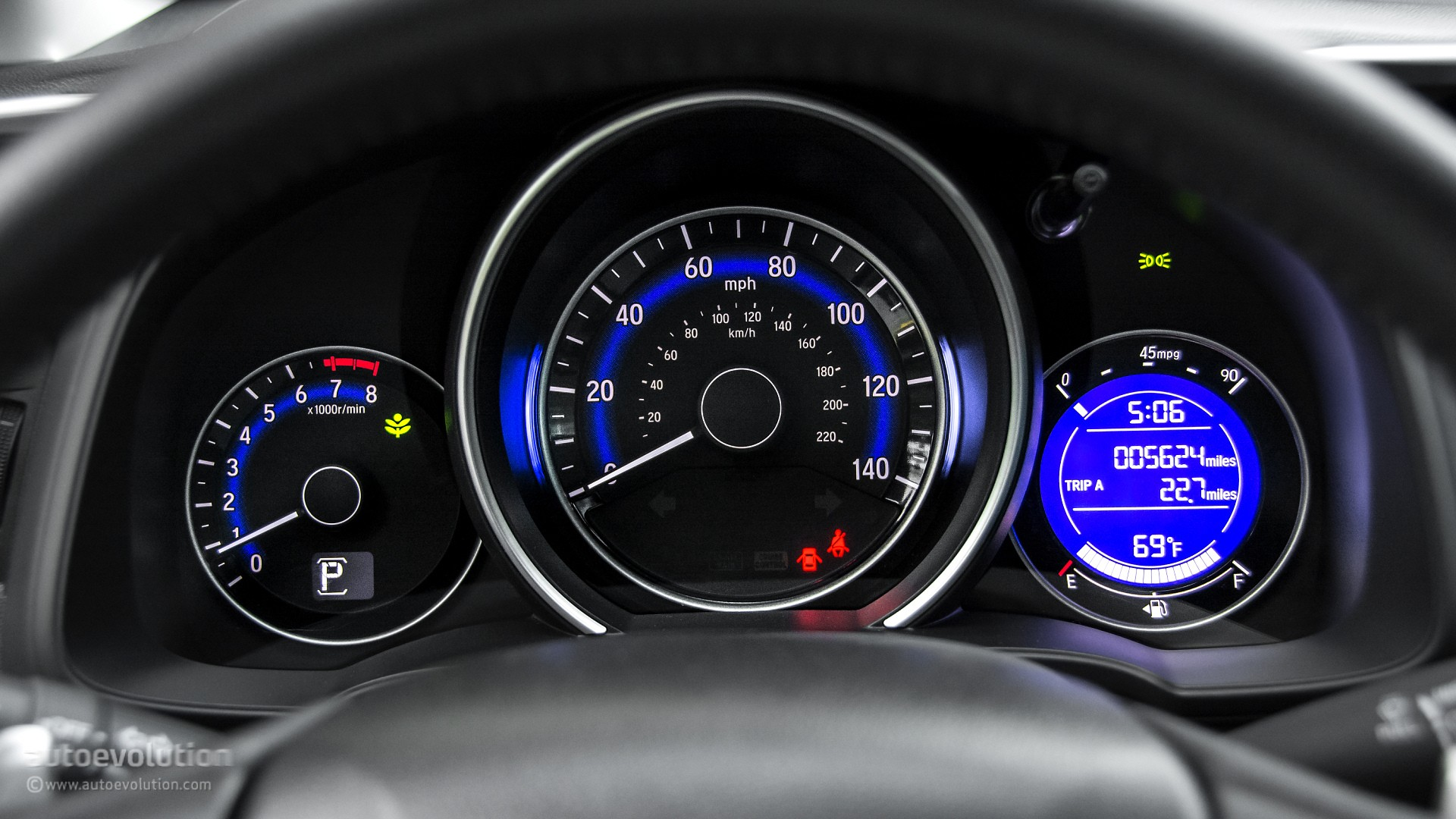 2015 Honda Fit Review Autoevolution